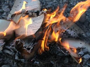 bookburning