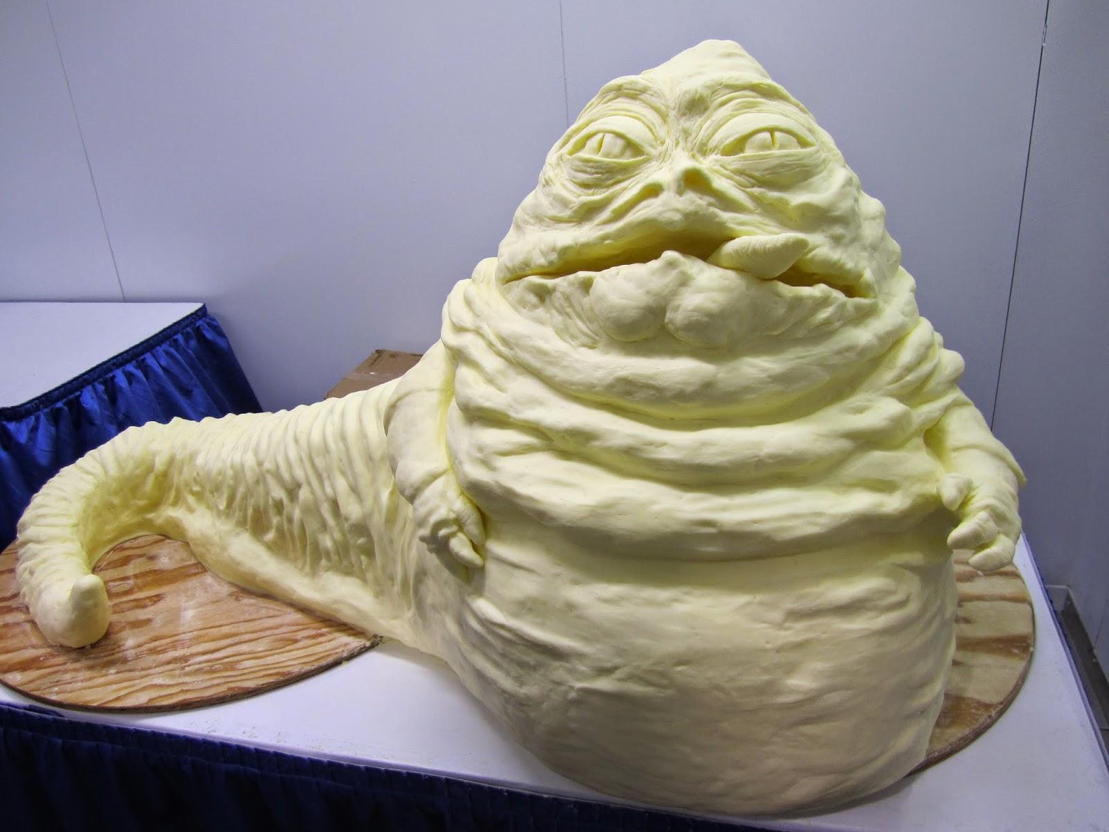 jabba butter